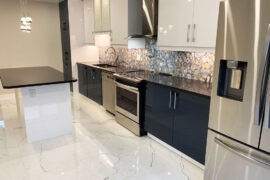 Resident house kitchen